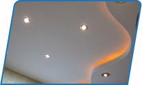 Разноуровневые потолки ремонт квартир под ключ