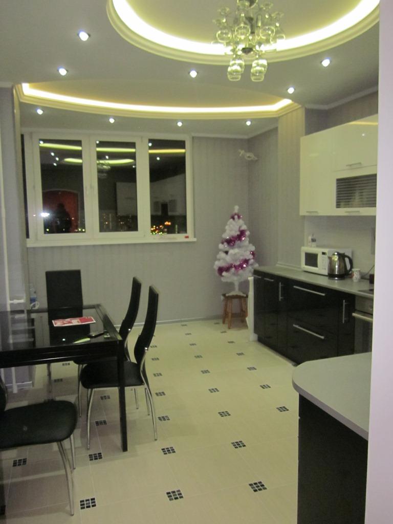 Ремонт и дизайн кухни однокомнатный квартира 32