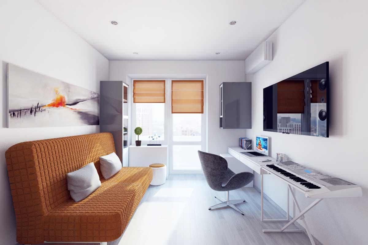 В тесноте, да не в обиде: перепланировка однокомнатной квартиры